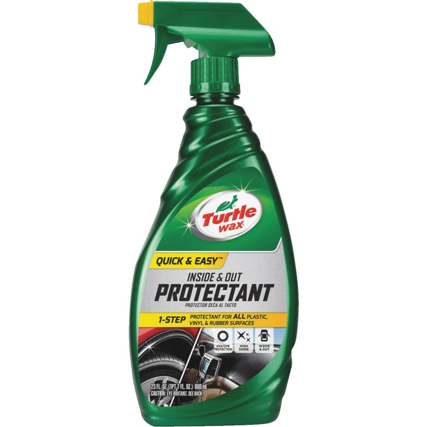 Turtle Wax 23 Oz. Trigger Spray Inside & Out Protectant Image 1