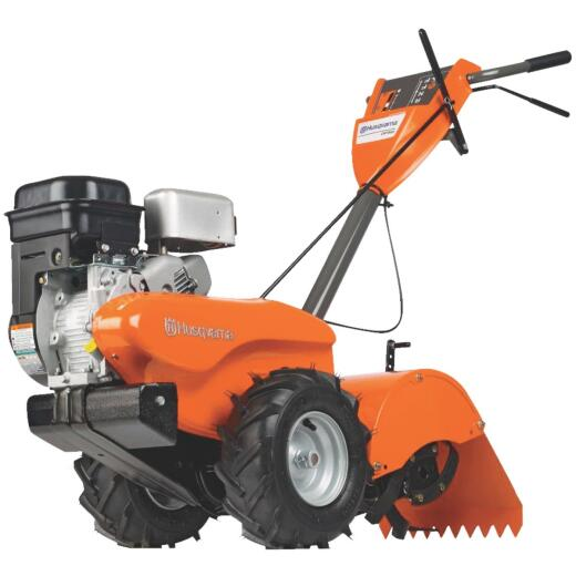 Husqvarna 14 In. 208cc Rear Tine Counter-Rotating Garden Tiller