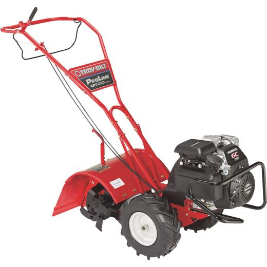 Troy-Bilt ProLine 16 In. 160cc Rear Tine Counter-Rotating Garden Tiller
